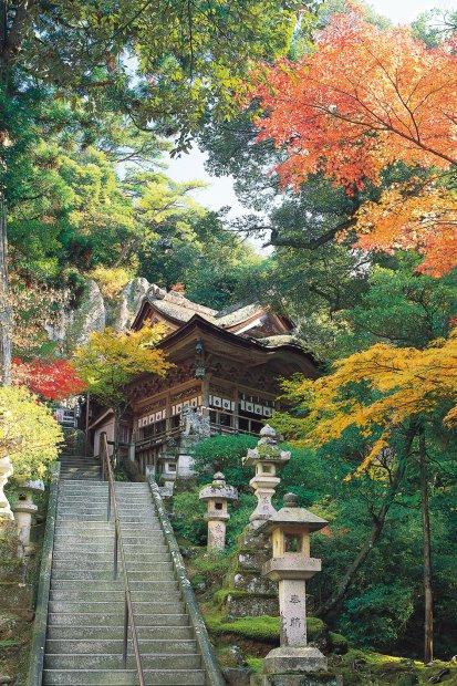 那谷寺 写真提供:石川県観光連盟
