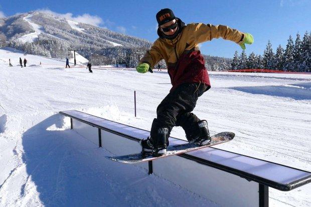 Snow Park Jam