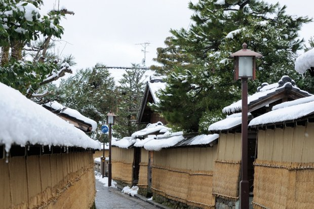 武家屋敷 写真提供:石川県観光連盟