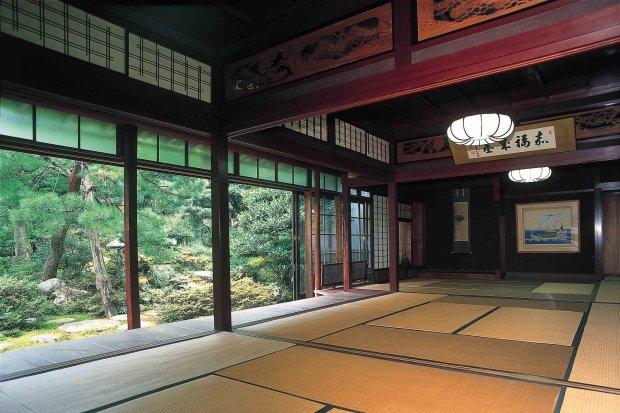 加賀橋立 北前船主屋敷 蔵六園 写真提供:石川県観光連盟