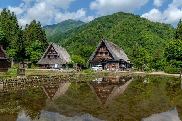 Gokayama Suganuma village