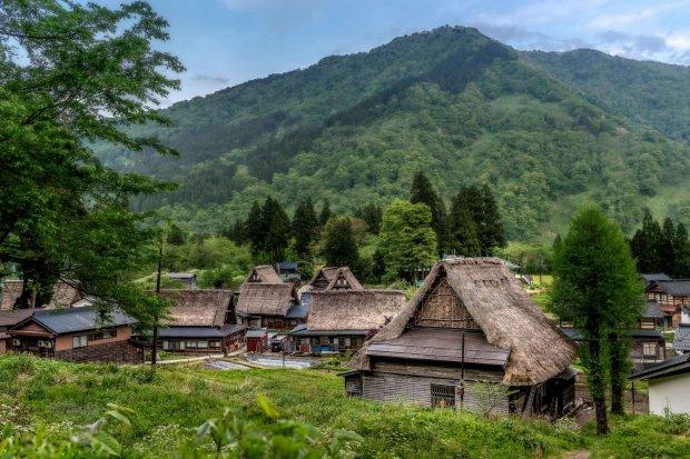 Gokayama Ainokura Village
