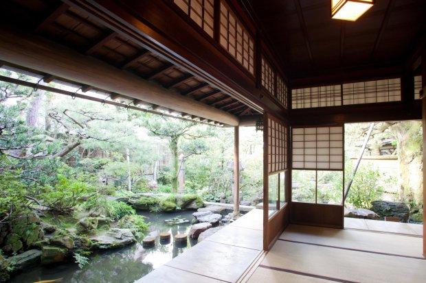 金沢 武家屋敷跡野村家 写真提供:石川県観光連盟