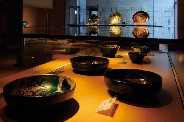九谷焼美術館 写真提供:石川県観光連盟