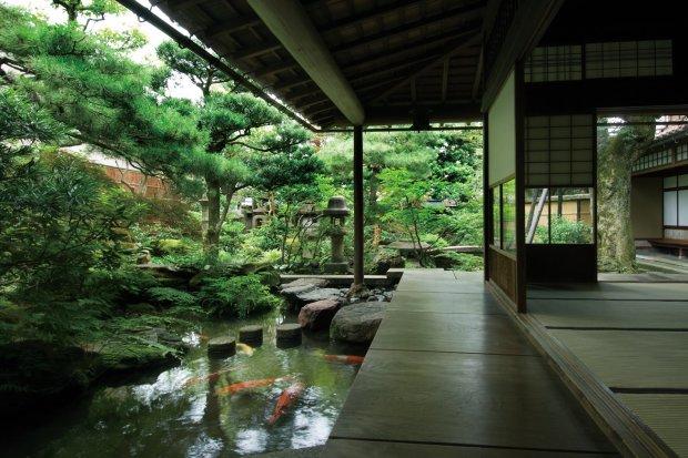 武家屋敷 野村家 写真提供:石川県観光連盟
