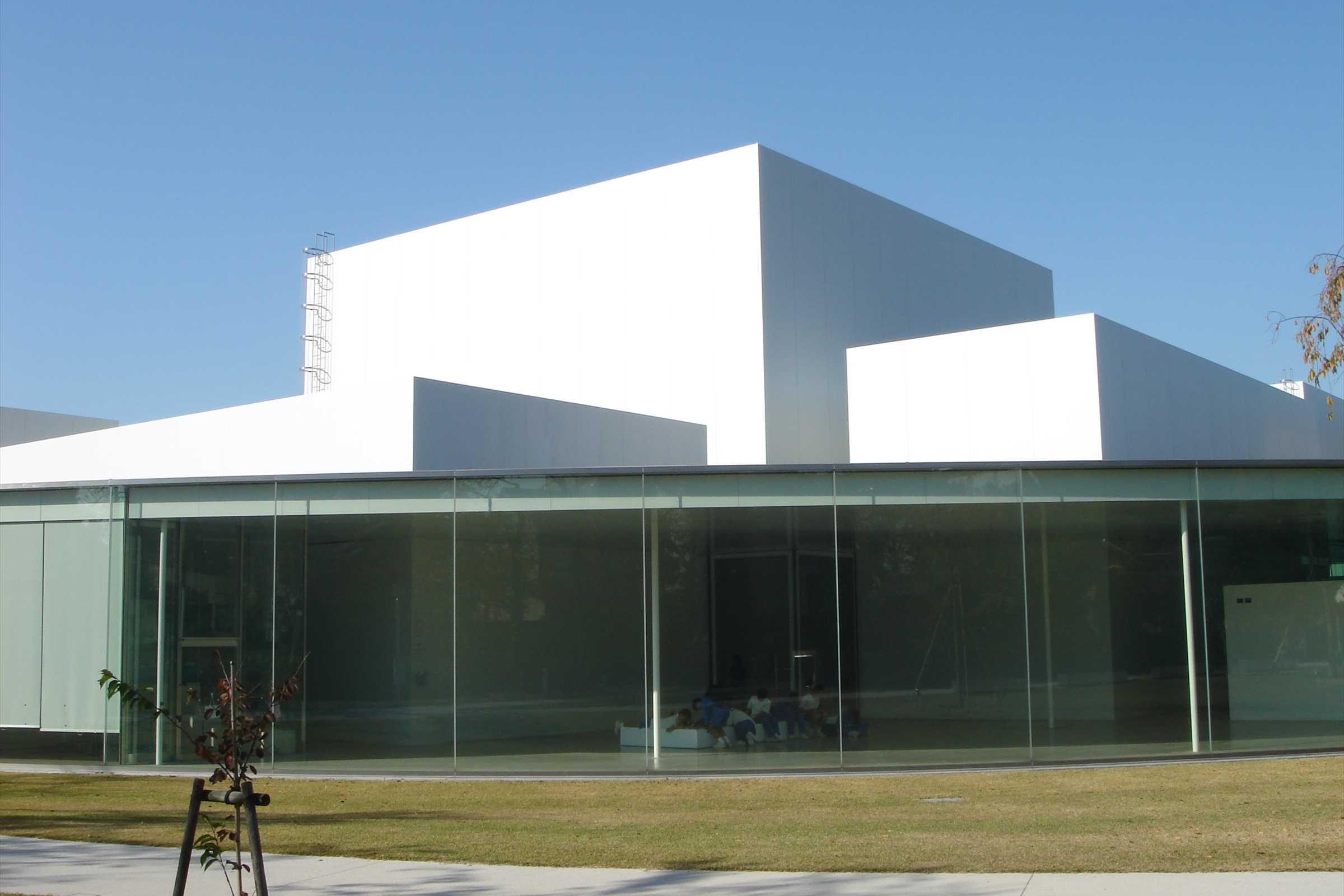 21st Century Museum of Contemporary Art, Kanazawa