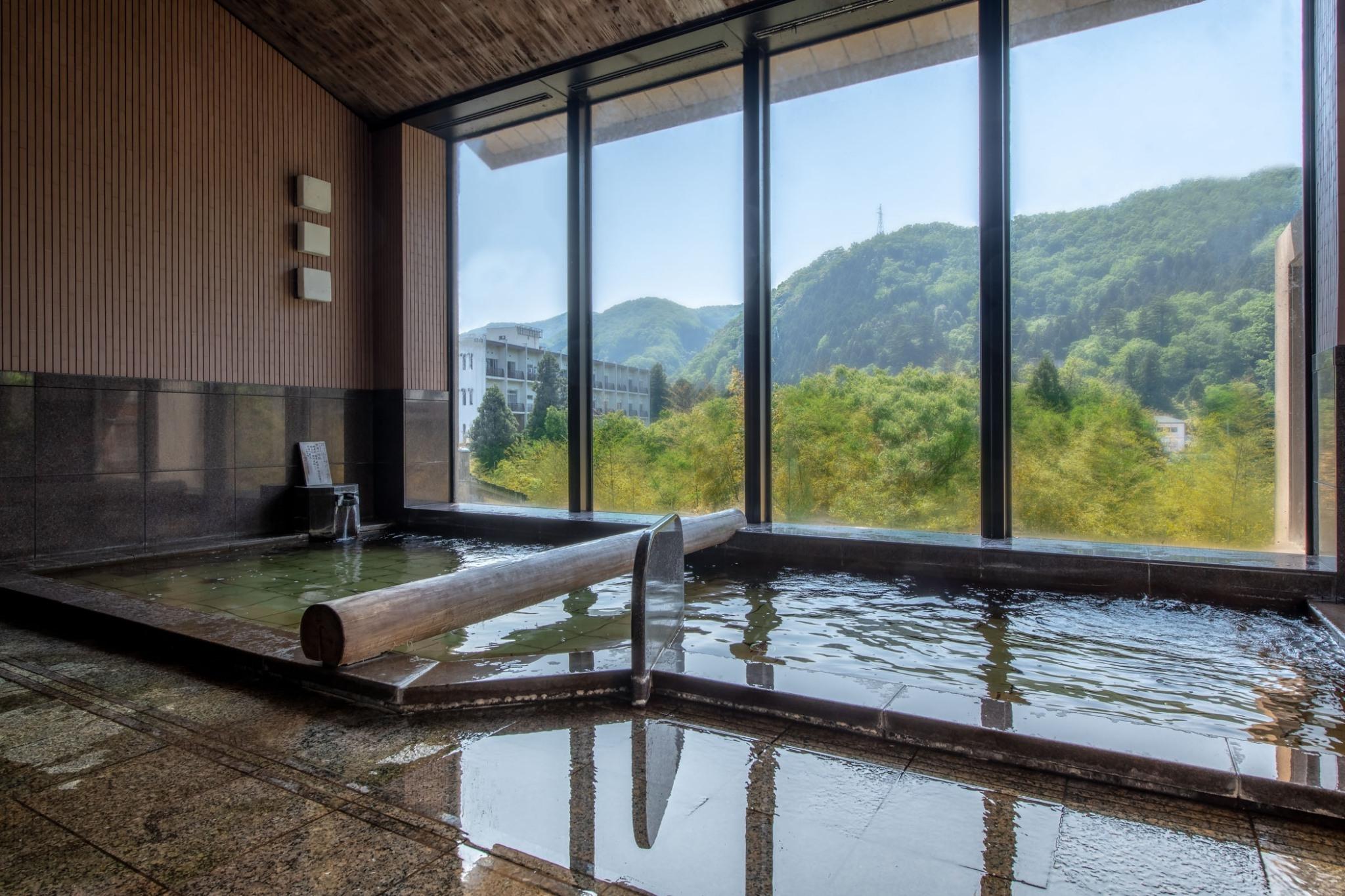 風 - お風呂 温泉