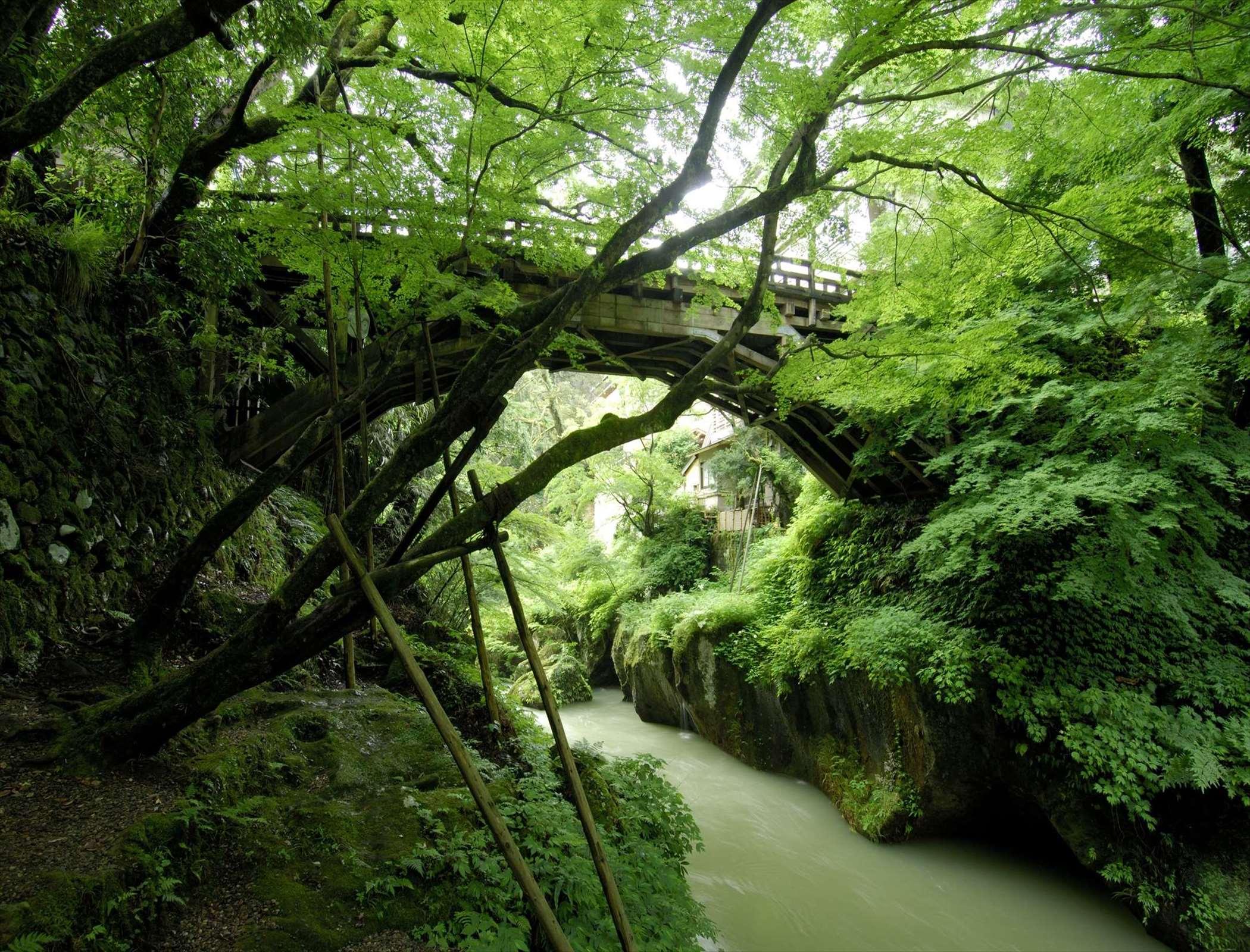 山中温泉周辺観光ガイド