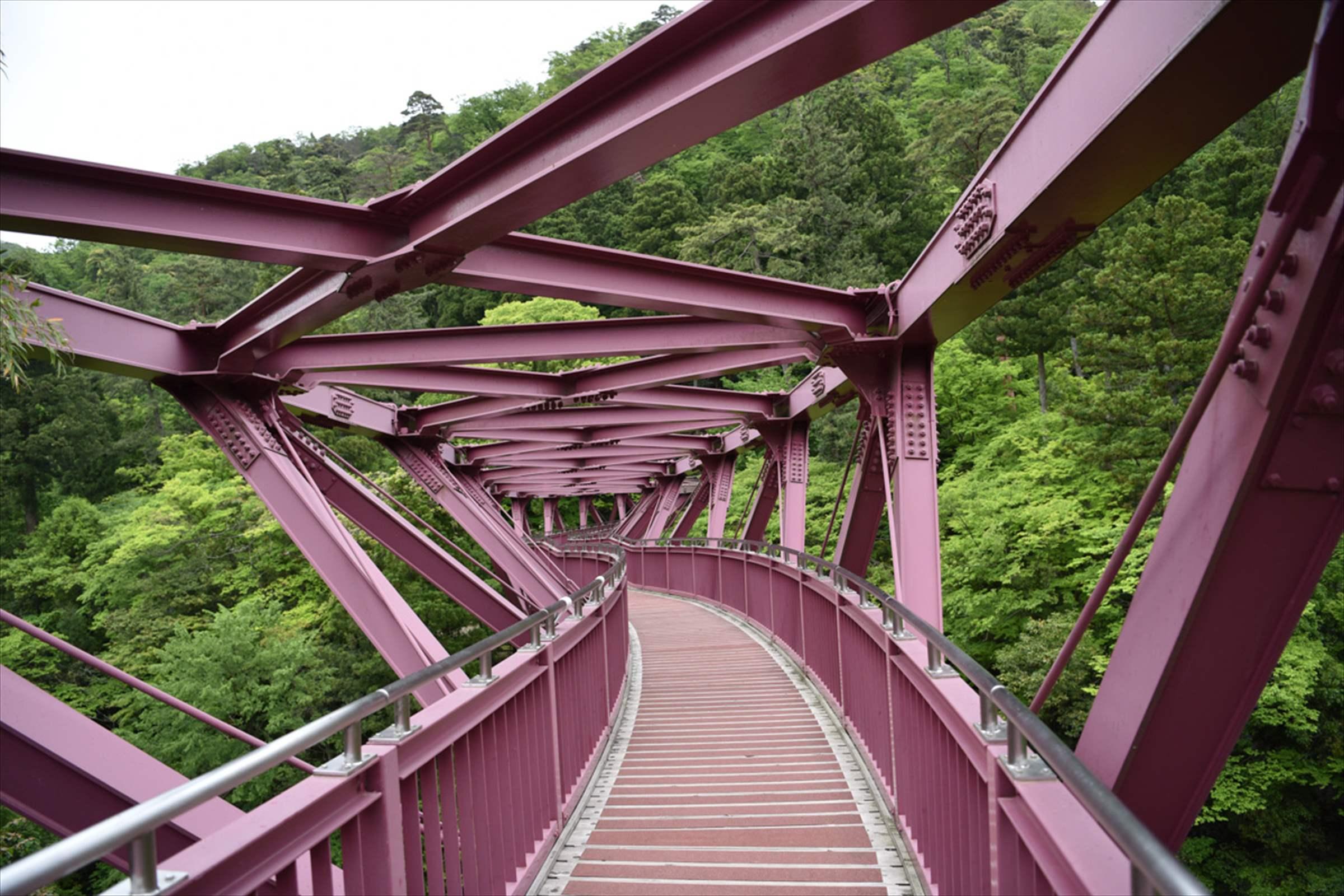 Ayatori-hashi Bridge